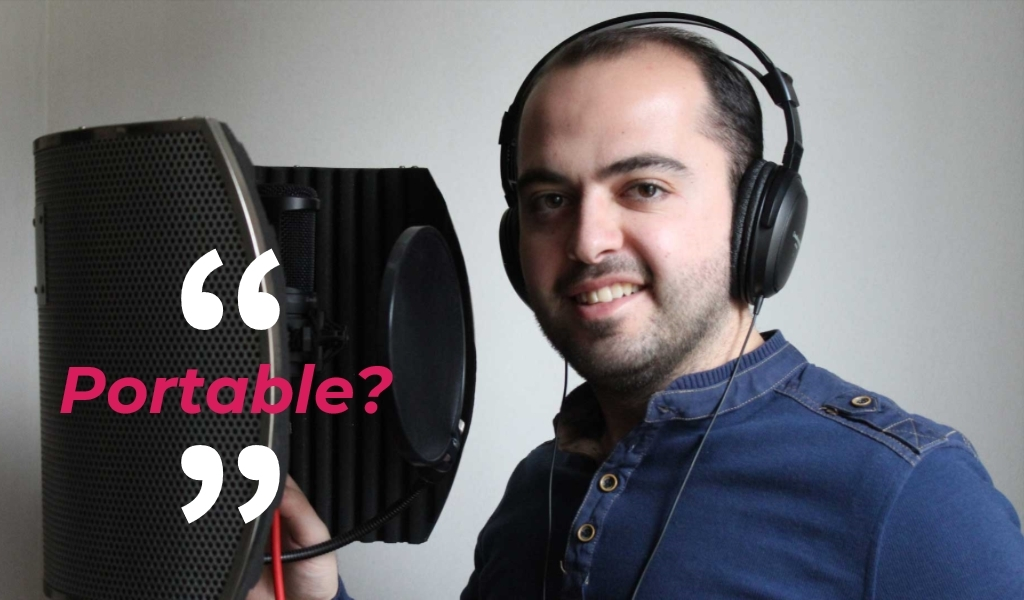 Portable Voice-Over Studio – What You Need to Know