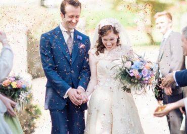 Real Weddings: Emily + Mike