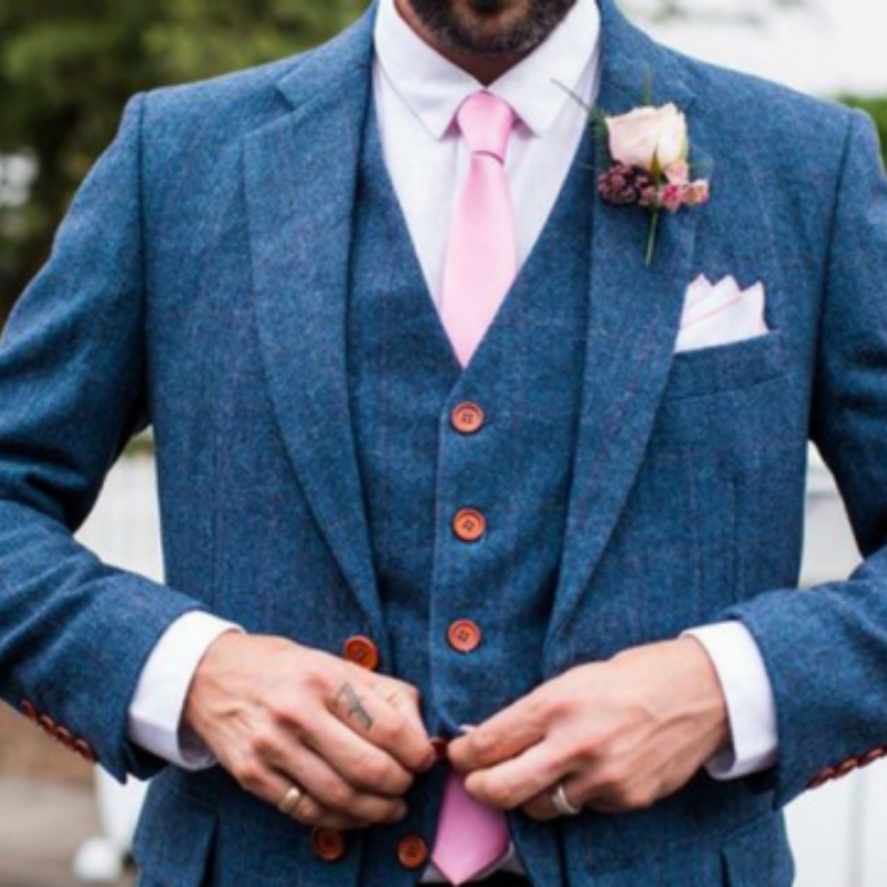 Gorgeous Groom Attire