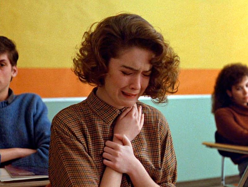 Lara Flynn Boyle In 'Twin Peaks'
