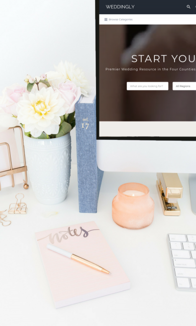 Weddingly Desktop