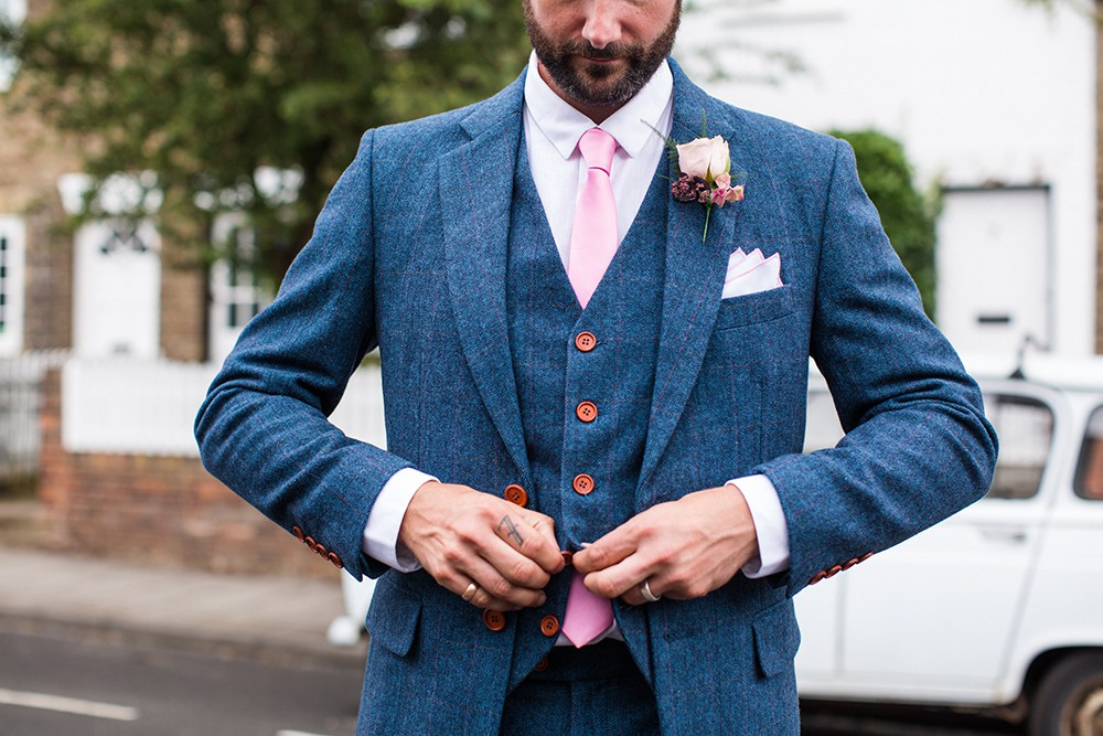 The Vintage Suit Hire Company - Weddingly