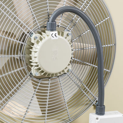 Plate Mounted Fans