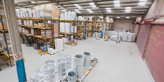 Commercial And Industrial Ventilation Building Services