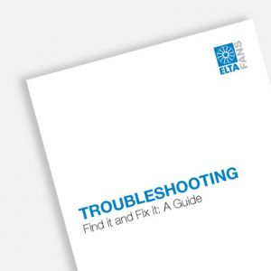 Elta Fans troubleshooting guide