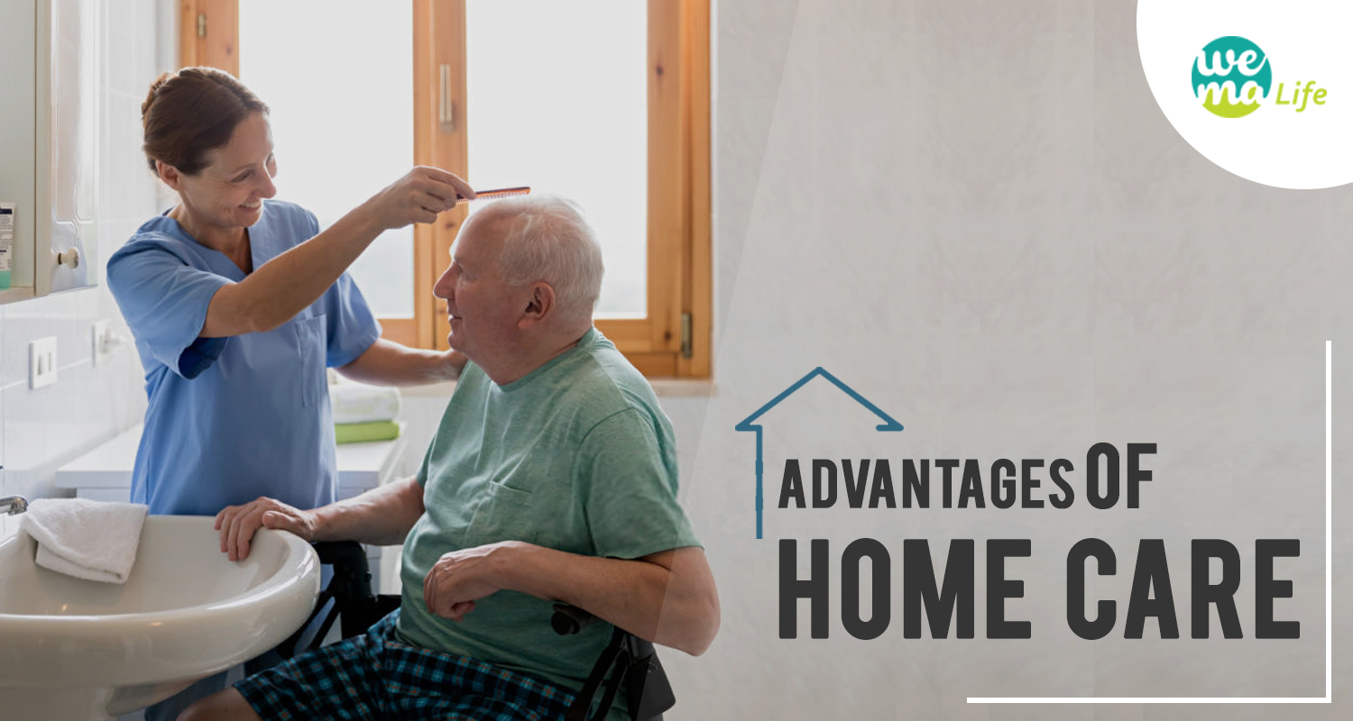 Advantages of Homecare