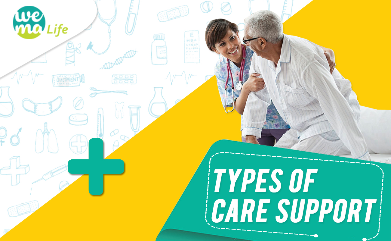 Types of Care Support