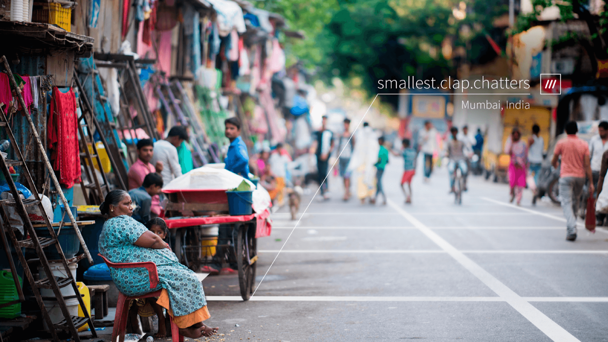 A more efficient alternative to unreliable street addresses: India