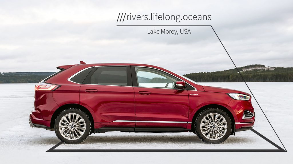 Ford partners with what3words to offer drivers precise navigation