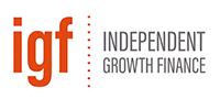 IGF invoice financing logo