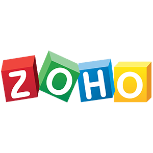 zoho crm software logo