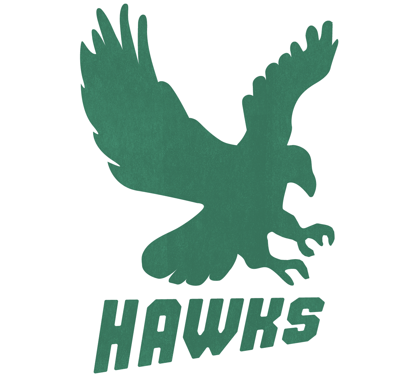 Hawks patrol logo. A summer weekend break in a forest near London and Kent. An outdoor woodland retreat featuring adventure activities, live music, DJs, parties and camping. Half summer adventure activity camp, half music festival, for adults only.