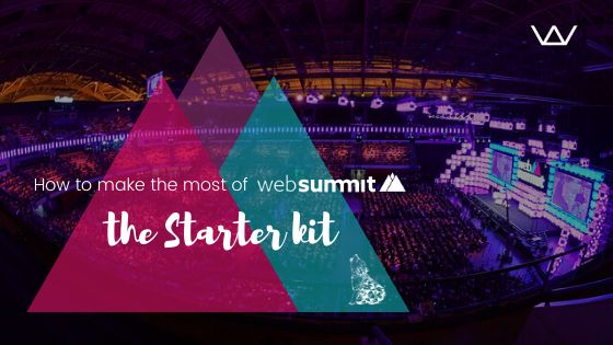 How to web summit the starter kit by wolfpack digital