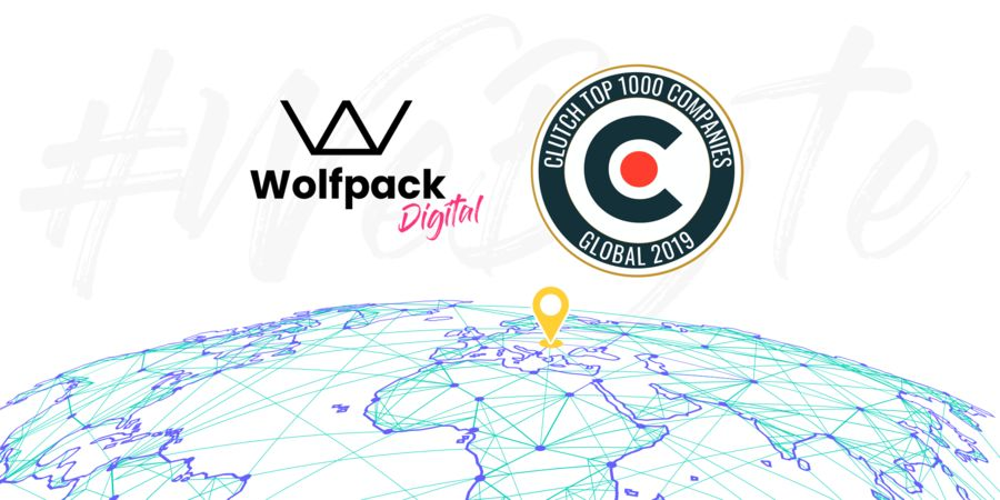 Wolfpack digital featured in the exclusive cutch 1000 list of the best b2b service providers of 2019