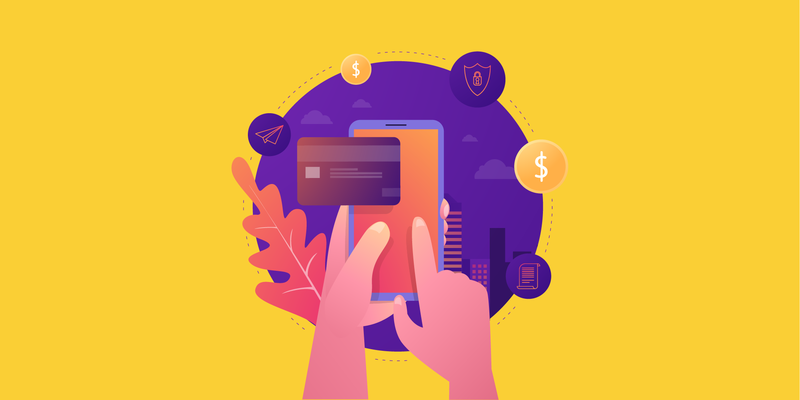 Digital wallet, fintech, app development trends 2020, Wolfpack digital, build an app, mobile banking app, finance app