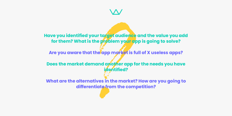 Startup idea, product definition questions, steps how to build an app, Wolfpack Digital, top app development company, make an app