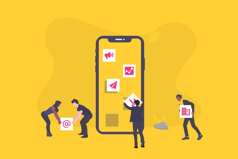 WeChat search engine top mobile app trend for global app market, integrated services of the Chinese app, Wolfpack Digital