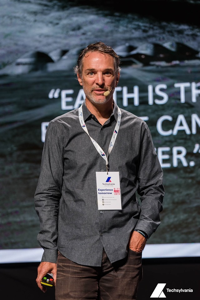 Tom Mueller top speaker at Techsylvania, SpaceX, technology and innovation, networking, tech ecosystem, Wolfpack Digital
