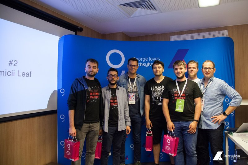 Hackathon winner at Techsylvania, Wolfpack Digital app developer, web and mobile apps in fintech industry, tech startups