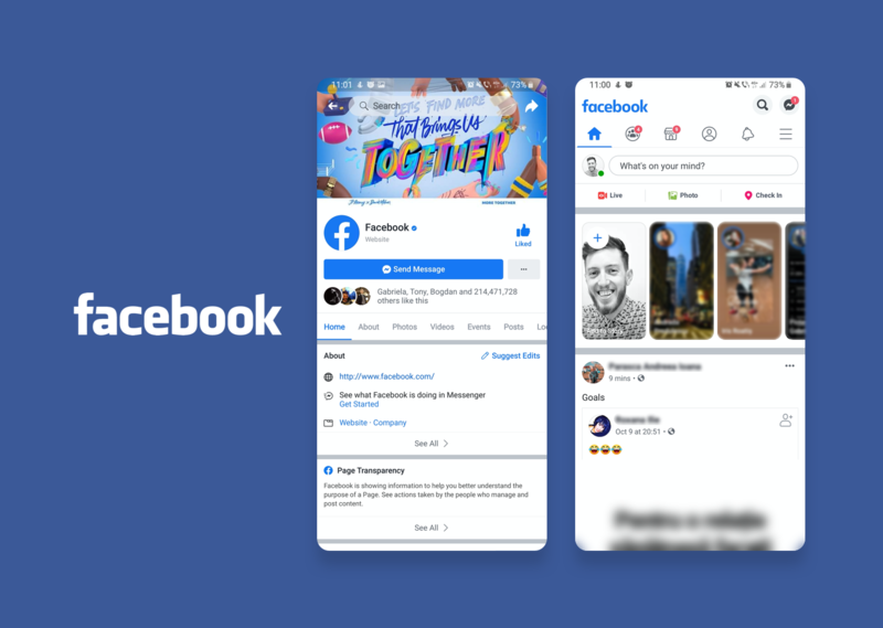 Facebook created react native as a new codebase for mobile apps, Wolfpack Digital overview