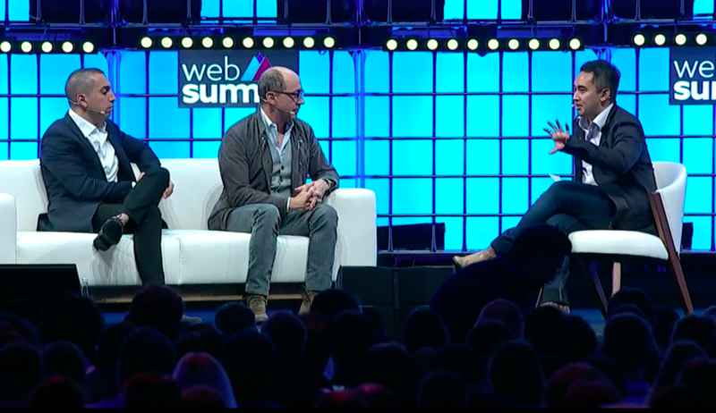 Web Summit Takeaways by Wolfpack Digital from TInder founder Sean Rad and former Twitter CEO Dick Costello