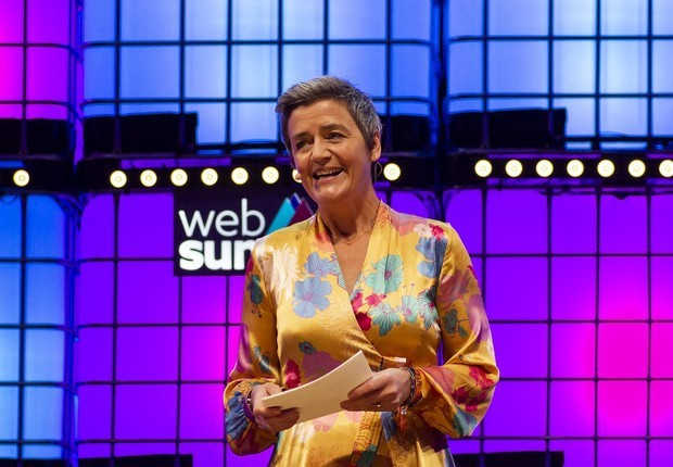 Web Summit Takeaways by Wolfpack Digital from Margrethe Vestager the European Commissioner for Competition