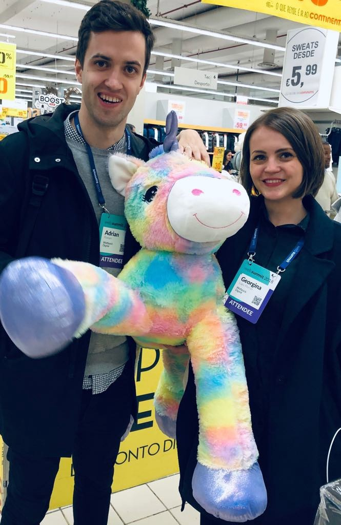 Web Summit Takeaways by Wolfpack Digital when meeting startups and unicorns of tech industry