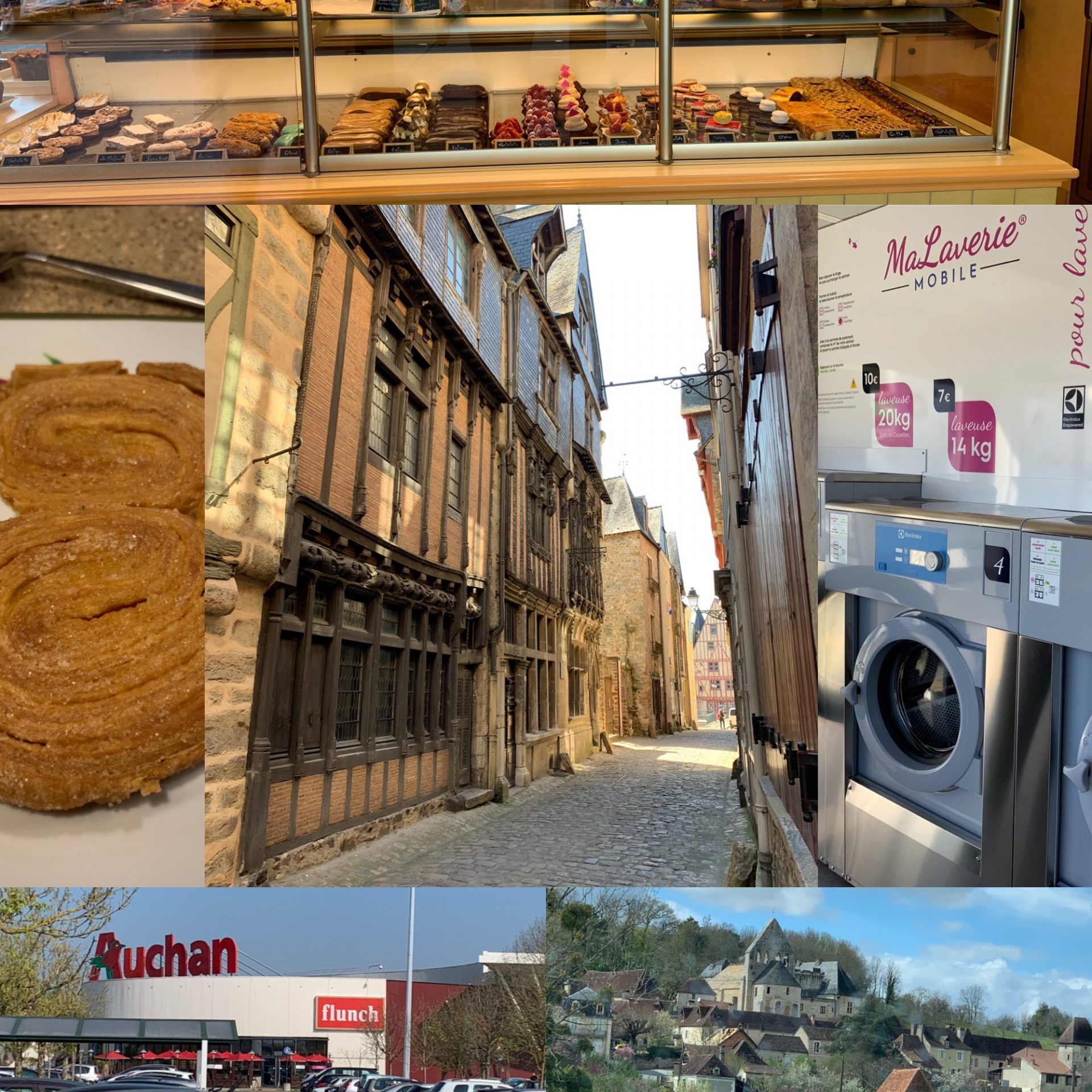 First Week in France