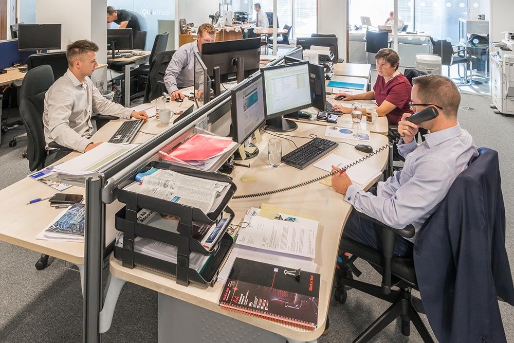 Quadrise office