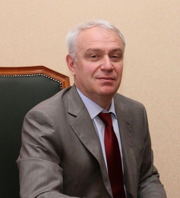 Professor Sergey Boytsov