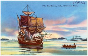 Will a sanitised history be launched with Mayflower 400