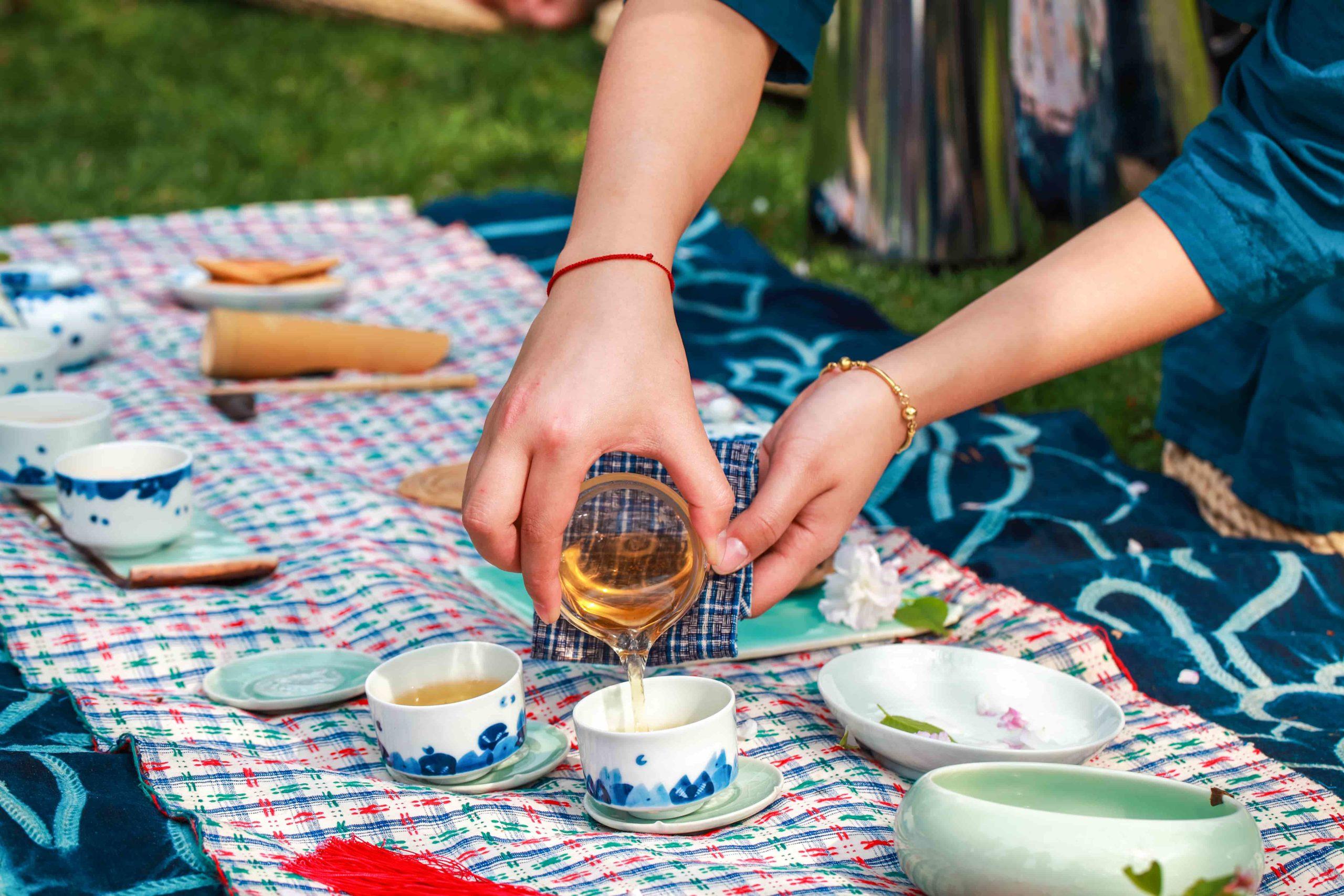 tea ceremony tradition