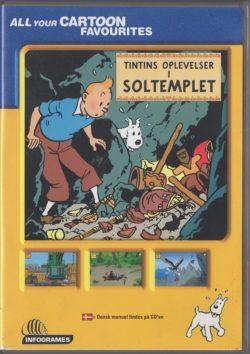 Tintins Oplevelser i Soltemplet (PC)