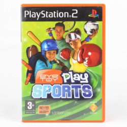 EyeToy: Play Sports (Playstation 2)