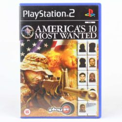 America's 10 Most Wanted (PS2)