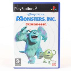 Disney/Pixar Monsters, Inc. Skræmmeøen (Playstation 2).