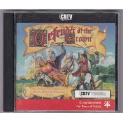 CDTV Spil/Software
