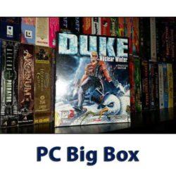 PC Spil (Big Box)