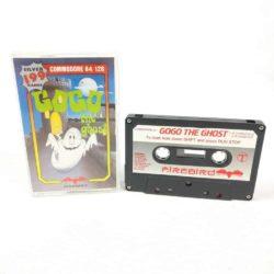 Gogo the Ghost (Commodore 64 Cassette)