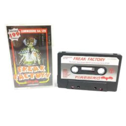 Freak Factory (Commodore 64 Cassette)