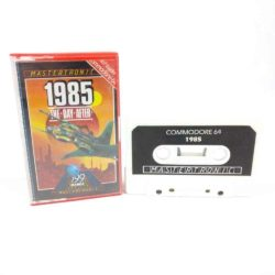 1985: The Day After (Commodore 64 Cassette)