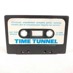 Time Tunnel (Commodore 64 Cassette)