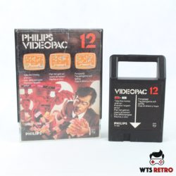 Philips Videopac 12: Take the Money and Run!