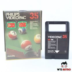 Philips Videopac 35: Electronic Billiards