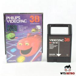 Philips Videopac 38: Munchkin