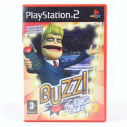 Buzz!: The BIG Quiz (Playstation 2)