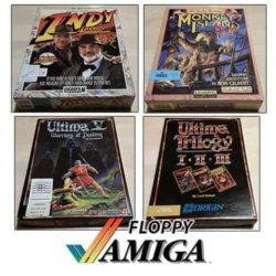 Amiga Spil/Software (Diskette)