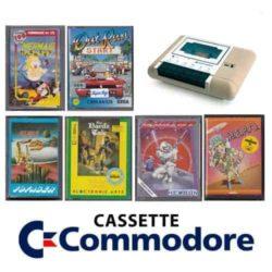 C64 Spil (Bånd)