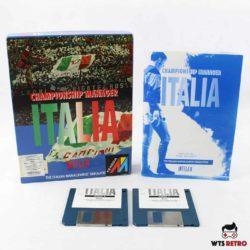 Championship Manager ITALIA (Amiga)