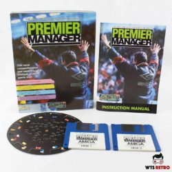 Premier Manager (Amiga)
